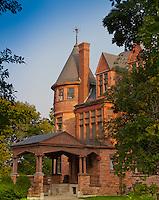 20100905 Alumni House Exteriors, 61 Summit Street