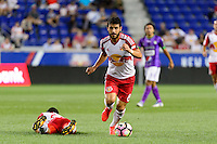Harrison, NJ - Wednesday Aug. 03, 2016: Felipe Martins during a CONCACAF Champions League match between the New York Red Bulls and Antigua at Red Bull Arena.