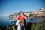 Epiphany Day in Ohrid, Macedonia