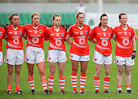 2014 08 LGFA Senior QF Armagh v Laois