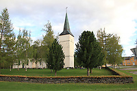 Selbu church, a medieval church in Selbu, Norway.