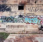 U.S. Gypsum Factory, Southwest Philadelphia, 2006