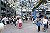 Vancouver: EXPO '86--To the left, I think, the BC Pavilion. Photo '86.