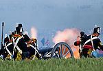 200 Years - Reenactment of the Waterloo battle