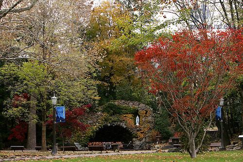 Grotto in Autumn, 2007