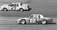 1982 Atlanta Journal 500, Atlanta Nov