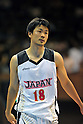 Takeda Ken (JPN), JULY 3rd, 2011 - Basketball : Basketball Japanese representative international friendly match 2011, between Japan 69-78 S Oliver Baskets Wuerzburg (GER) at 2nd Yoyogi Gymnasium, Tokyo, Japan. (Photo by Jun Tsukida/AFLO SPORT) [0003].