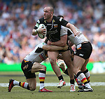 Bradford Bulls v Huddersfield Giants, Super League rugby for Focus Images