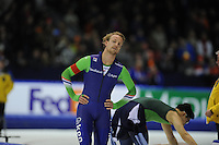 SCHAATSEN: HEERENVEEN: IJsstadion Thialf, 08-02-15, World Cup, 500 Men Division A, Michel Mulder (NED), ©foto Martin de Jong