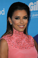CULVER CITY, LOS ANGELES, CA, USA - FEBRUARY 27: Eva Longoria at the 1st Annual unite4:humanity Presented by unite4:good and Variety held at Sony Pictures Studios on February 27, 2014 in Culver City, Los Angeles, California, United States. (Photo by Xavier Collin/Celebrity Monitor)
