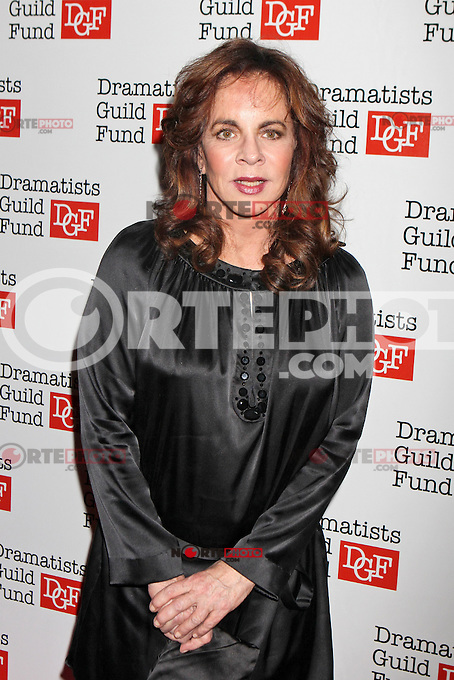 Stockard Channing attends The Dramatists Guild Fun's 50th Anniversary Gala at the Mandarin Oriental in New York, 03.06.2012...Credit: Rolf Mueller/face to face /MediaPunch Inc. ***FOR USA ONLY***