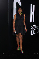 LOS ANGELES, CA - OCTOBER 17: Dawnn Lewis attends the premiere of Hulu's 'Chance' at Harmony Gold Theatre on October 17, 2016 in Los Angeles, California. (Credit: Parisa Afsahi/MediaPunch).