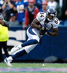 9 September 2007: Denver Broncos wide receiver Javon Walker in action against the Buffalo Bills at Ralph Wilson Stadium in Buffalo, NY. The Broncos defeated the Bills 15-14 in the opening day matchup...Mandatory Photo Credit: Ed Wolfstein Photo