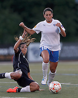 Boston Breakers vs. New York Fury, June 23, 2012