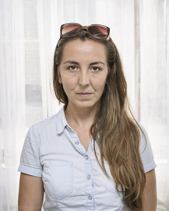 Lejla Busuladžić (Emina's daughter)