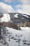 Stratton Mountain Resort is a world class four season resort offering some of the finest skiing in Vermont, 2009.  These images have NO model releases and are for editorial use ONLY.