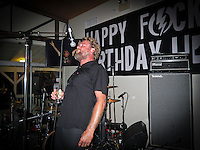 GOLD COAST, Queensland/Australia (Saturday, February 19, 2011)  Matt Hoy (AUS) -A surprise 40th birthday party was held tonight for former pro surfer Matt Hoy at the Snapper Rocks Surf Club. Friends from around Australia and the world helped celebrate the night .Photo: joliphotos.com