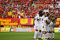 Nagoya Grampus team group (Grampus), DECEMBER 3, 2011 - Football / Soccer : 2011 J.LEAGUE Division 1 final sec between Niigata Albirex 0-1 Nagoya Grampus at Niigata bigswan stadium in Niigata, Japan. (Photo by Yusuke Nakanishi/AFLO SPORT) [1090]