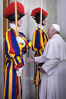 Pope Francis South Korean President Park Geun-hye meetingthe Vatican,October 17, 2014