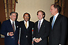 Tony Bennett, Henry Louis Gates,Jr, Steven Rattner and ..William Harrison..at The Thirteen/WNET & WLIW 13th Annual Gala Salute..on June 13, 2006 at Gotham Hall. The honorees were, Tony Bennett, Henry Louis Gates, Jr and William Harrison. ..Robin Platzer, Twin Images