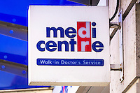 Medicentre Walk In Doctors Service - Sep 2013.