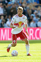 Red Bulls midfielder Teemu Tainio in action...Sporting Kansas City defeated New York Red Bulls 2-0 at LIVESTRONG Sporting Park, Kansas City, Kansas.