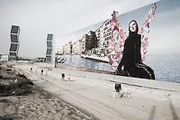 Qatar - Doha - Billboard Ad for The Pearl Qatar.