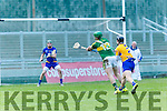 Great run for Kerry's Mikey Boyle to Score kerry's only goal  at the Munster Hurling League match Kerry v Clare in Austin Stack Park on Sunday