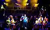 Godspell <br /> at Hackney Empire, London, Great Britain <br /> by John-Michael Tableau <br /> Music &amp; lyrics by Stephen Schwartz<br /> produced by Russell Scott &amp; Mark Pettitt <br /> press photocall <br /> 4th April 2015 <br /> <br /> Tom Senior as Jesus <br /> Leanne Jarvis <br /> Andy Abraham as Judas <br /> Laura Mansell <br /> Maeve Byrne<br /> Robert Hannouch<br /> Jennifer Potts<br /> Jason Broderick<br /> Mitch Miller<br /> Dominique Planter<br /> Charlotte de Paeztron<br /> Eleanor Sanders<br /> Steffan Lloyd-Evans<br /> Ricky Johnston<br /> <br /> <br /> Photograph by Elliott Franks <br /> Image licensed to Elliott Franks Photography Services