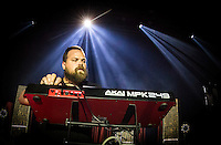 Com Truise at Brooklyn Bowl in Las Vegas