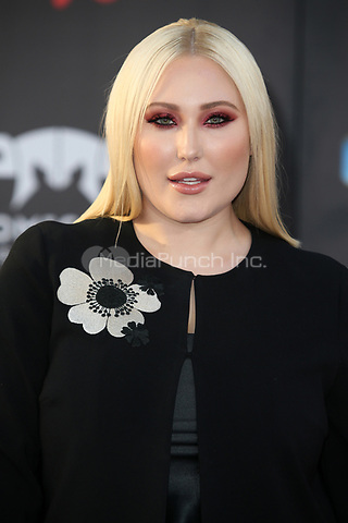 "HOLLYWOOD, CA - April 19: Hayley Hasselhoff, At Premiere Of Disney And Marvel's ""Guardians Of The Galaxy Vol. 2"" At The Dolby Theatre  In California on April 19, 2017. Credit: FS/MediaPunch"