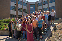 20120820 Rubenstein School of Environment and Natural Resources, RSENR, Group Photo