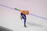 SCHAATSEN: CALGARY: Olympic Oval, 10-11-2013, Essent ISU World Cup, Margot Boer, ©foto Martin de Jong
