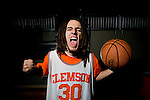 Apr 7, 2009; Clemson, SC, USA; Clemson senior and super fan Alex Bushroe. Bushroe has attended almost every single Clemson athletic event the last 4 years. Mandatory Credit: Brian Schneider