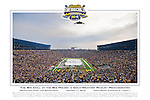 The Big Chill at the Big House: a Cold-Weather Rivalry Reinvigorated<br />