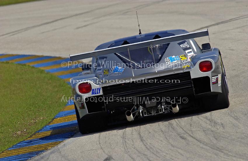 #54  Bell Motorsports Chevrolet Doran  class: DP