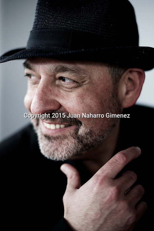 MALAGA, SPAIN - APRIL 25:  Spanish director Alfonso Albacete poses during the 18th Malaga Spanish Film Festival at the AC Malaga Palacio Hotel on April 25, 2015 in Malaga, Spain.  (Photo by Juan Naharro Gimenez)