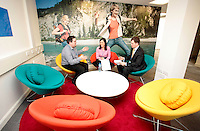 29/02/2012.The People Team room at the Standard Life building on St Stephens Green, Dublin..Photo: Gareth Chaney Collins
