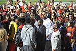 "Donte Moncrief attends filming of a new ""Feed Moncrief"" video at Vaught-Hemingway Stadium in Oxford, Miss. on Thursday, December 6, 2012."