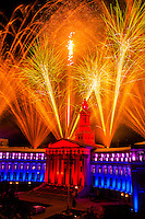 USA-Colorado-Denver-Civic Center Fireworks