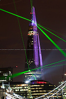 "05.07.2012 - The Inauguration of ""The Shard"""