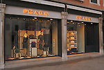 Prada fashion shop in Venice,Italy, May2007
