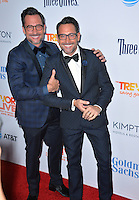 BEVERLY HILLS, CA. December 4, 2016: Lawrence Zarian &amp; Gregory Zarian at the 2016 TrevorLIVE LA Gala at the Beverly Hilton Hotel.<br /> Picture: Paul Smith/Featureflash/SilverHub 0208 004 5359/ 07711 972644 Editors@silverhubmedia.com