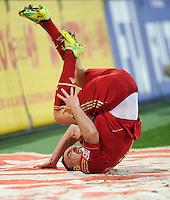 FUSSBALL   1. BUNDESLIGA  SAISON 2011/2012   12. Spieltag FC Augsburg - FC Bayern Muenchen         06.11.2011 Franck Ribery (FC Bayern Muenchen)