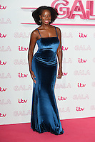 LONDON, UK. November 24, 2016: Jamelia at the 2016 ITV Gala at the London Palladium Theatre, London.<br /> Picture: Steve Vas/Featureflash/SilverHub 0208 004 5359/ 07711 972644 Editors@silverhubmedia.com
