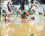 Ole Miss vs. Arkansas Little Rock at the C.M. &quot;Tad&quot; Smith Coliseum in Oxford, Miss. on Friday, November 16, 2012. Ole Miss won 92-52.