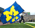 The University of Michigan football 42-37 victory over the University of Massachusetts at Michigan Stadium in Ann Arbor, MI on September 18, 2010..
