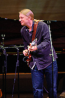"Derek Trucks at Herbie Hancock's ""Seven Decades: The Birthday Celebration"" at Carnegie Hall. June 24, 2010"