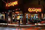 Googies Coffee Shop at 5th and Olive in Downtown Los Angeles, CA