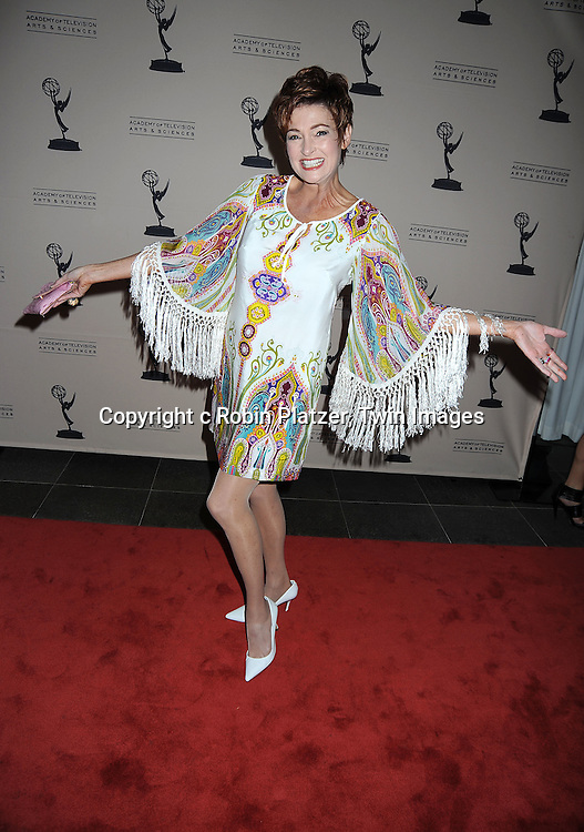 Carolyn Hennesey attending The TV Academy's Daytime Programming Peer Group Cocktail Reception in honor of the 2010 Daytime Emmy Awards Nominees on .June 24, 2010 at SLS Hotel at Beverly Hills, California.